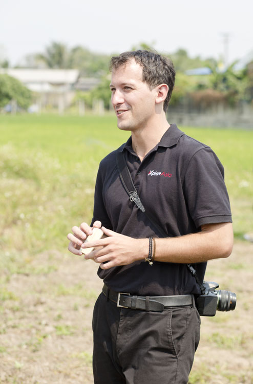 Paul H.  - TESOL instructor, photographer and new to Chiang Mai.