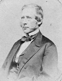 New Brunswick delegate Edward Barron Chandler wanted Canada's constitution to grant more powers to provincial governments.