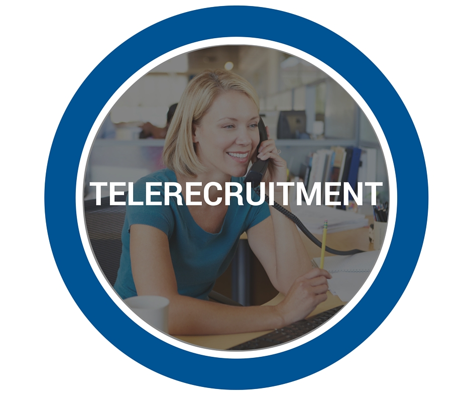 Telerecruitment