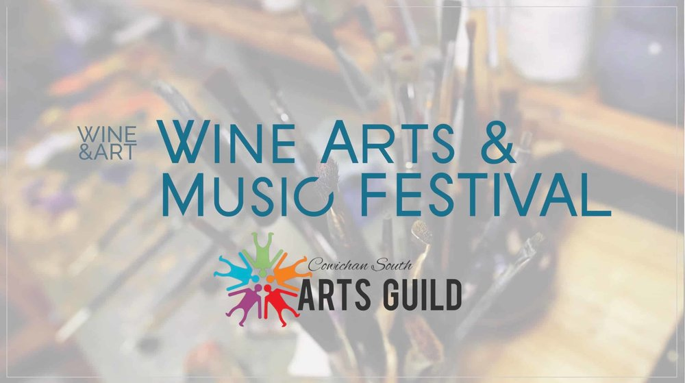 Our first big event for 2018 is the Second Annual Cowichan Valley Arts & Wine Festival, May 19-20, with more than 30 artists, artisans and musicians being showcased at 7 Valley Wineries.  Saturday:  Food Demos, Music: Beverly McKeen/Elena Ilena, Artist:  Roger Jackson  Sunday:   Farm's Gate Foods +Catering , Music:  Scott McGill & Steve Holmberg, Artist:  Roger Jackson  There will be music performances taking place at each winery, and painters, potters and jewellers set up in the winery tasting rooms. And, of course, delicious Cowichan wines for tasting and great food.  Taste, see and hear some of the best music, art and wine that BC has to offer!   Saturday and Sunday of the May long weekend - come both days and take it all in.     See the great video to tease you