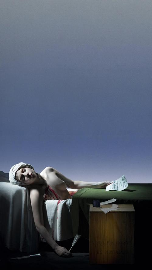 LADY GAGA | R. WILSON - MARAT