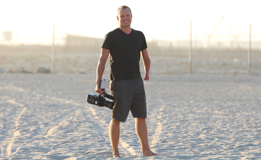About - Learn more about Pat Miller and his background in videography, editing, and filmmaking.
