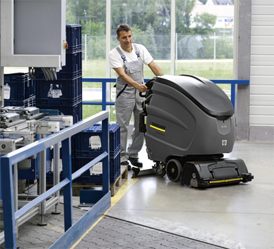 Karcher Scrubbers & Sweepers Visalia