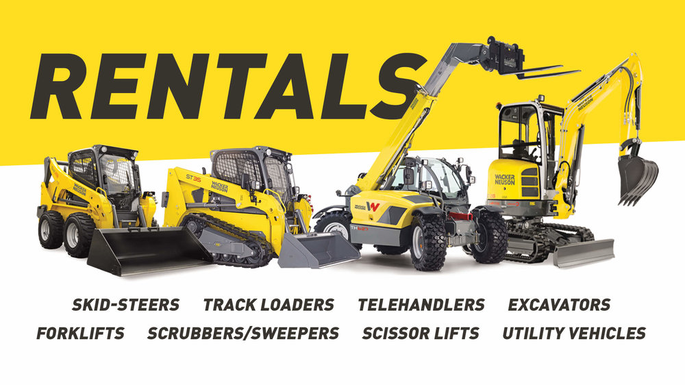 Equipment Rentals Visalia