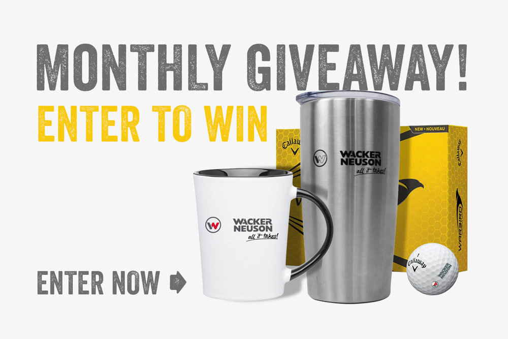 Monthly Giveaway | Enter to win