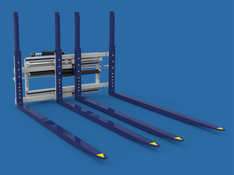 Single-Double - Designed for the bottling, brewing, production or warehouse/shipping industries, Cascade's G series Single-Double Pallet Handler is a superior product built to help you perform in real working conditions and meet your industries demanding applications.
