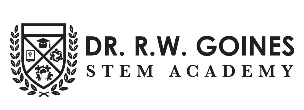 DR RW GOINES STEM ACADEMY FINAL Black.png