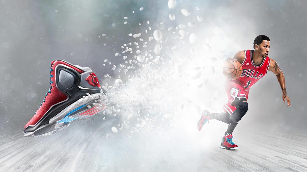 Sports photography retouching by Portland retoucher