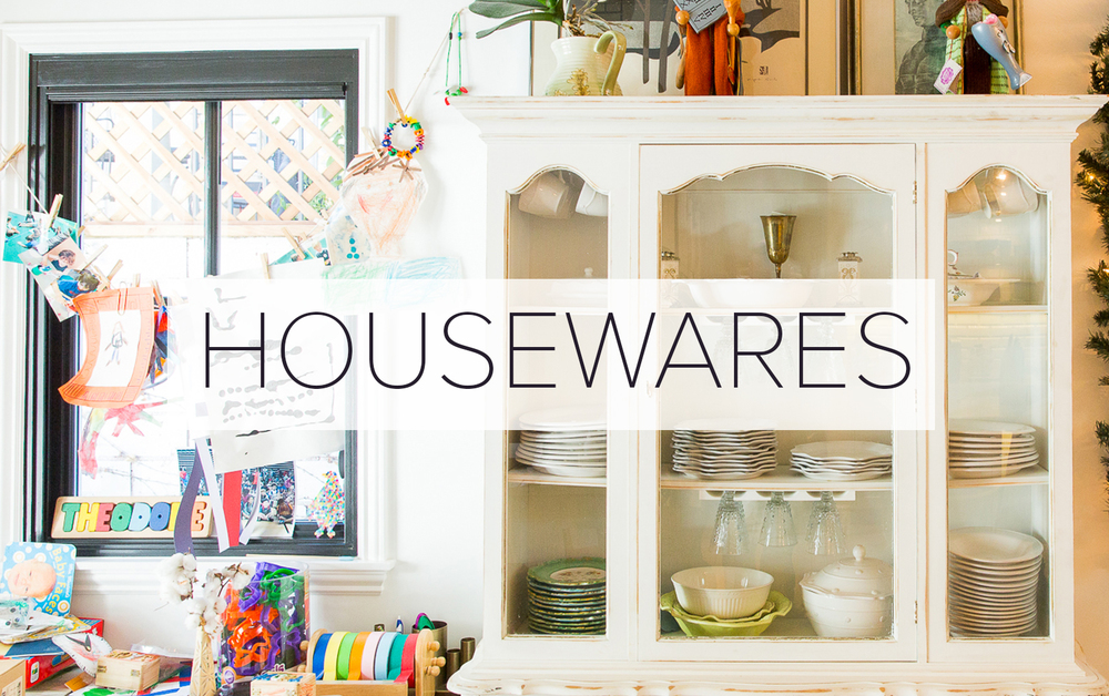 Great Selection Of Housewares For Your Household Decorating Needs