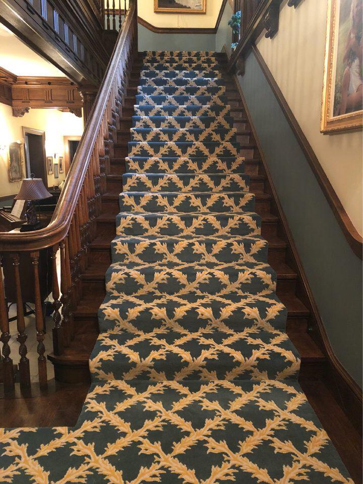 Trellis Stairs