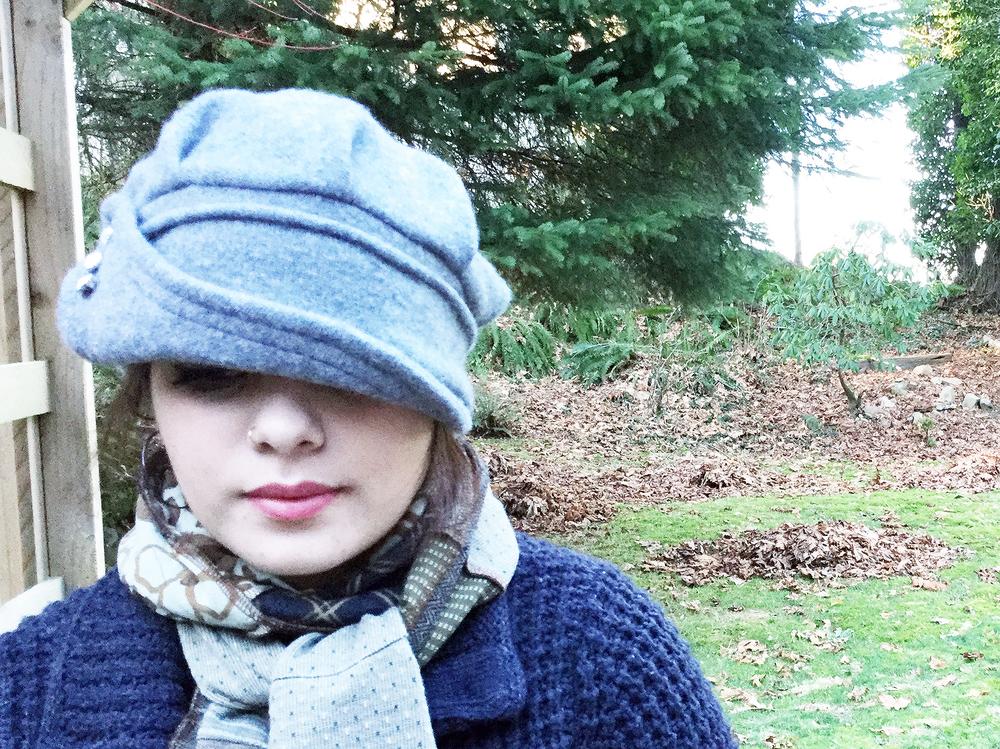 sassy beret
