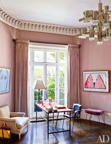 Design by Veere Grenney | Photo via Architectural Digest