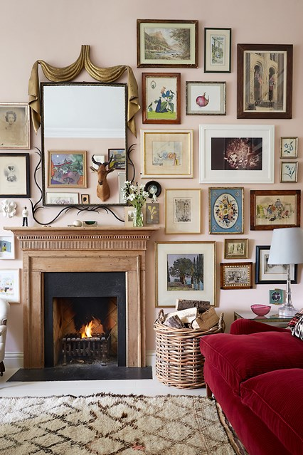 Rita Konig West London Home