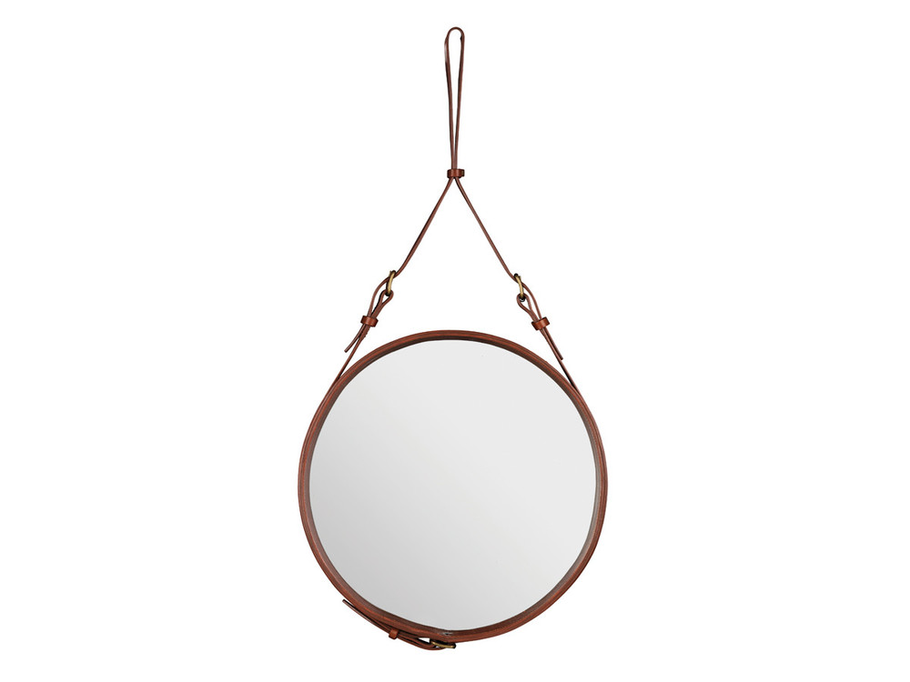 Adnet Round Mirror DWR