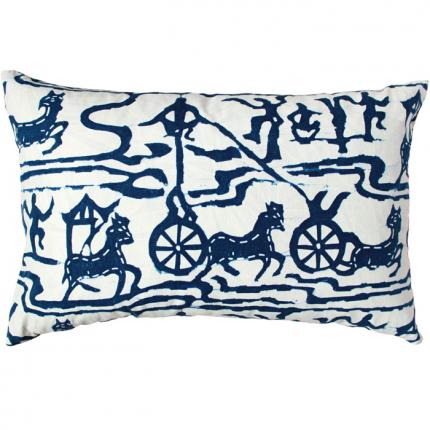Luru Home Horse Play Pillow
