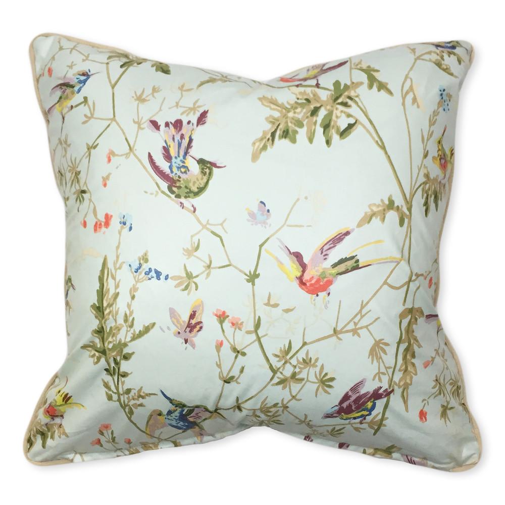 Biscuit Home Hummingbird Pillow