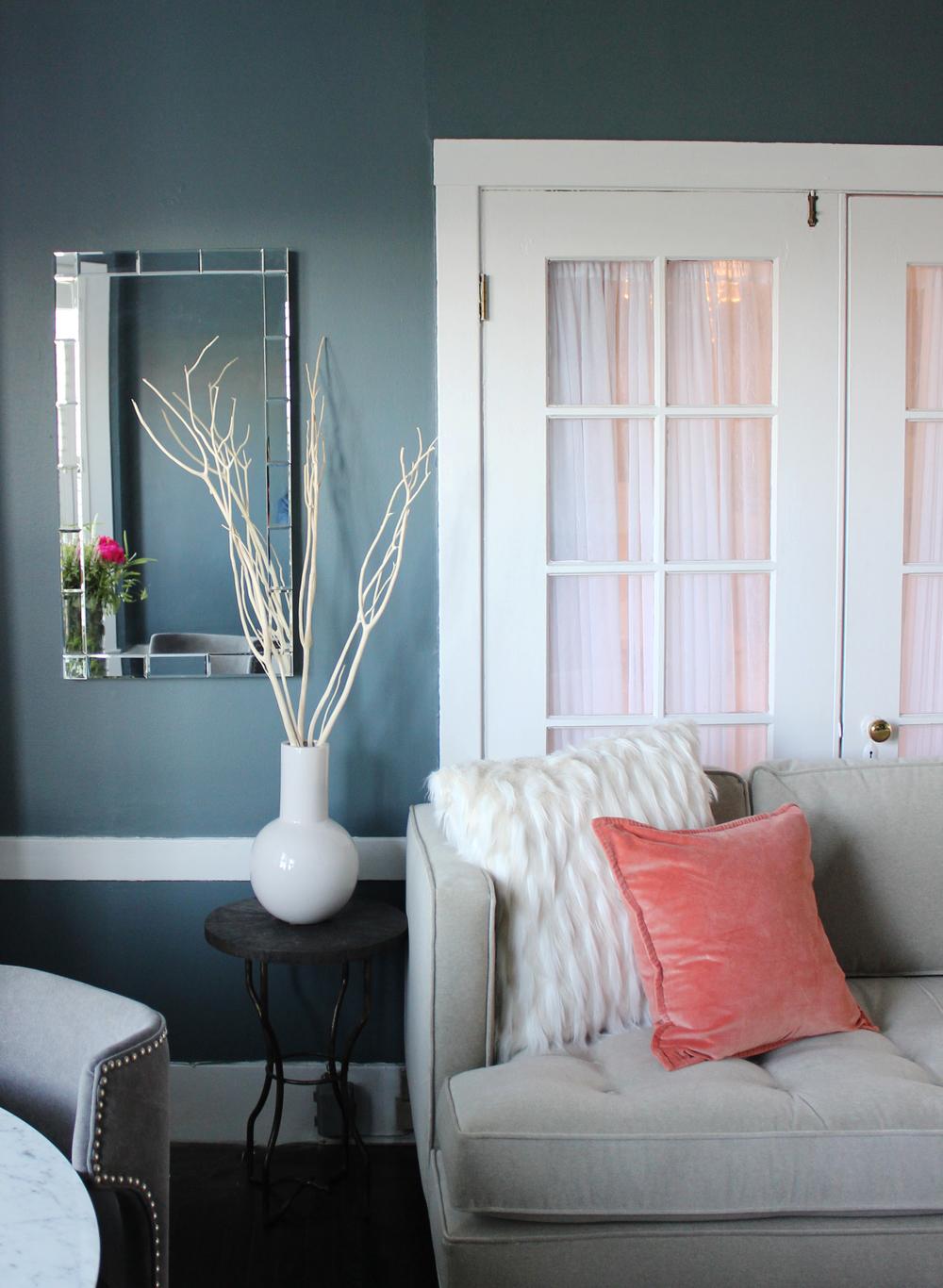 Nob Hill Living Room