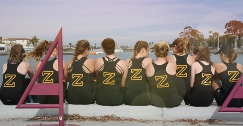 JUNIORS PROGRAM - Middle and high school-aged girls are welcome to row with the ZLAC Juniors.