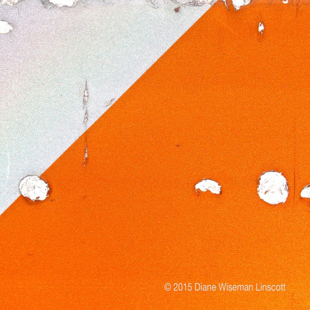 """Street Abstracts: """"OrangeWhite"""" - SDT"""