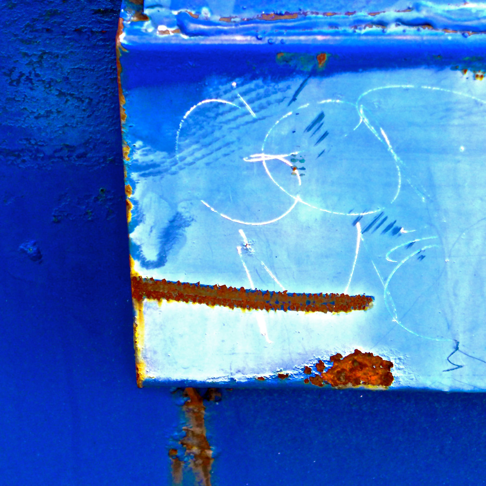 "Street Abstracts: ""GBlue"" - SBC"