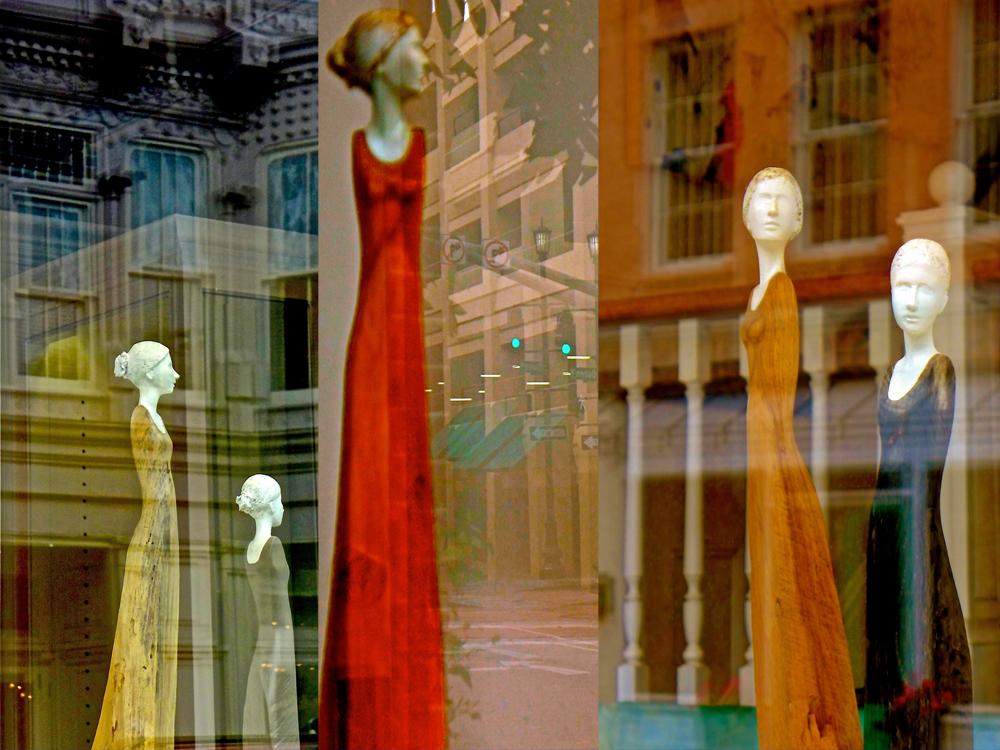 """""""Atelier Ladies: Atelier Gallery, King St"""""""
