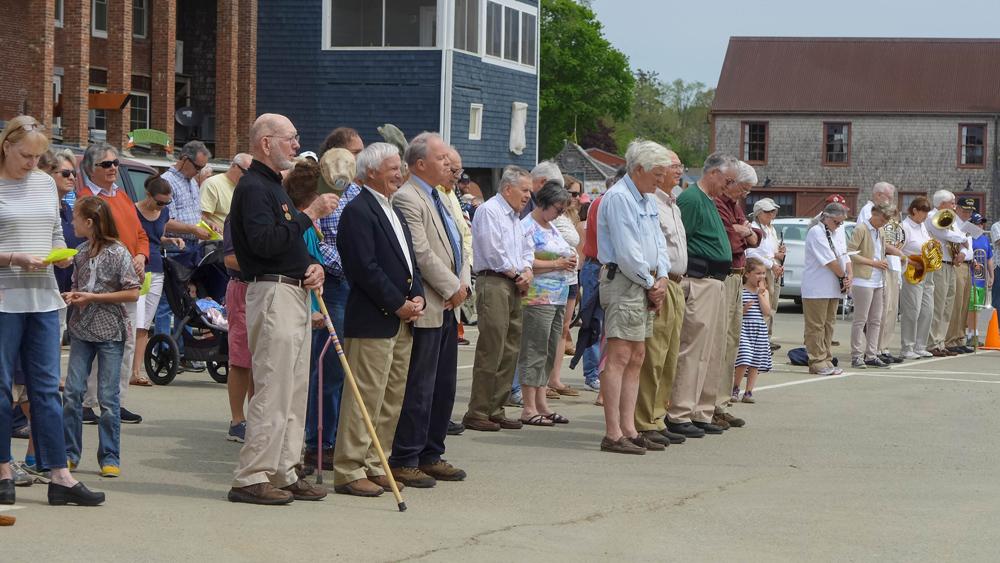"""Castine Canvas: Memorial Day Veterans"""