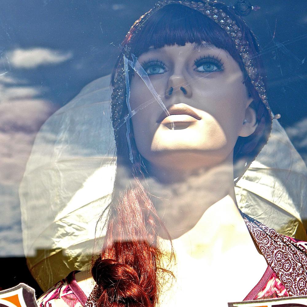 """Mannequin Series: Pineapple Avenue"""
