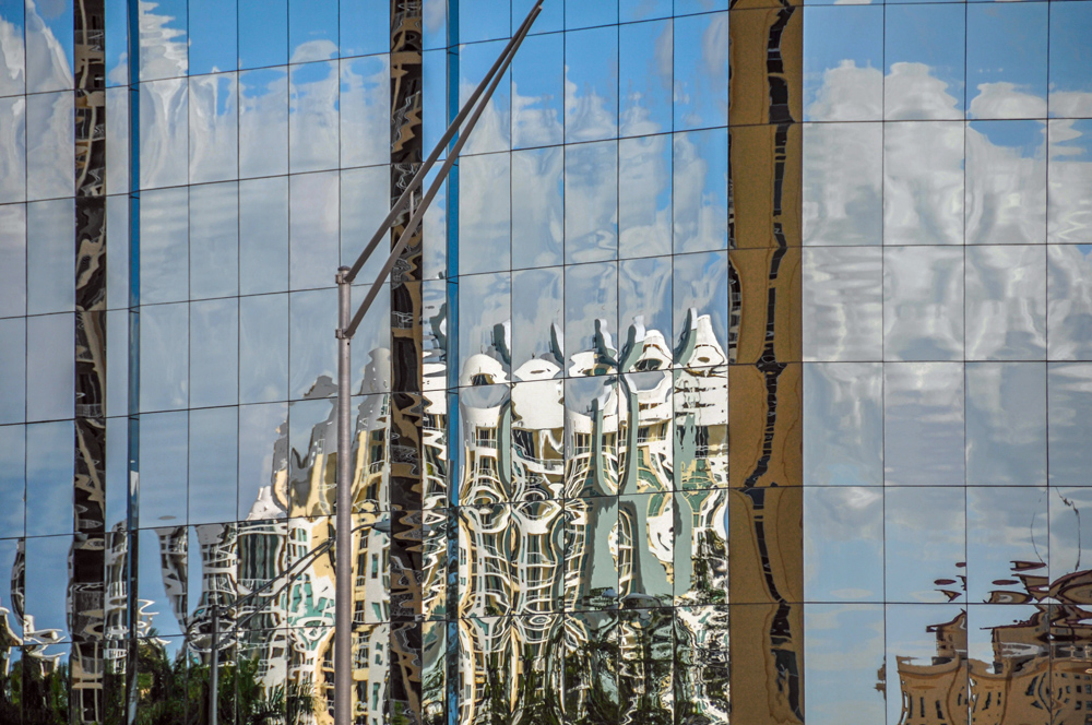 """Sarasota Reflection"""
