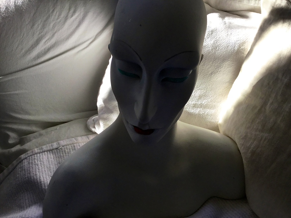 """""""THE Mannequin Series: In light"""""""