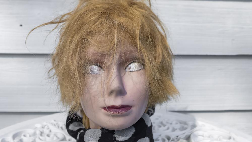 """""""Mannequin Series: Irvina"""""""