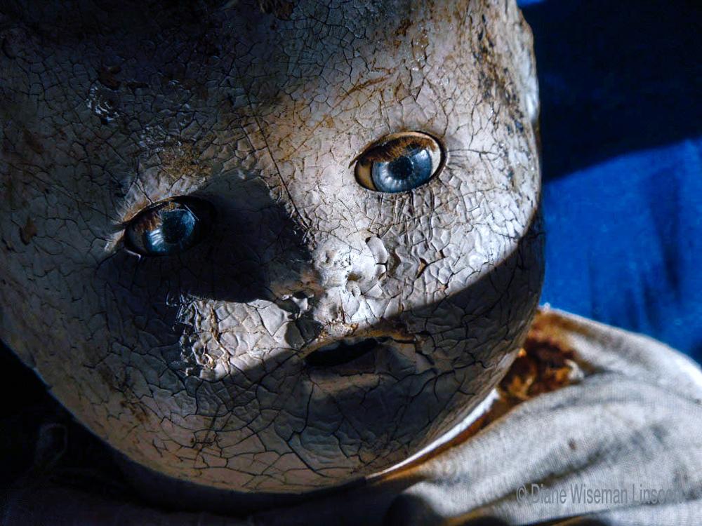 """My Doll Series-blue eyes"""
