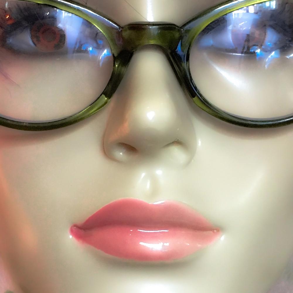 """""""Mannequin Series:Glasses"""""""
