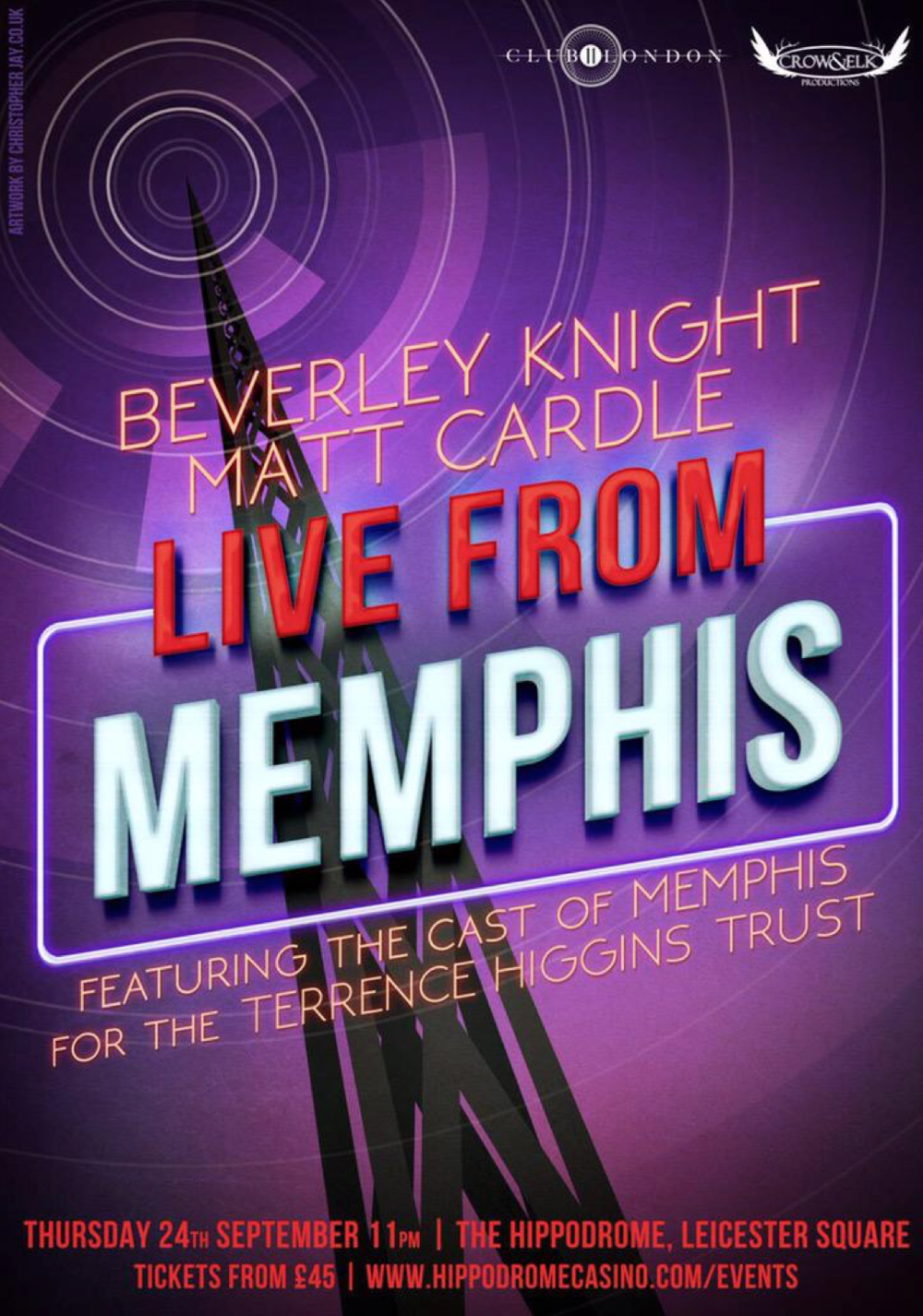 """Live From Memphis"""
