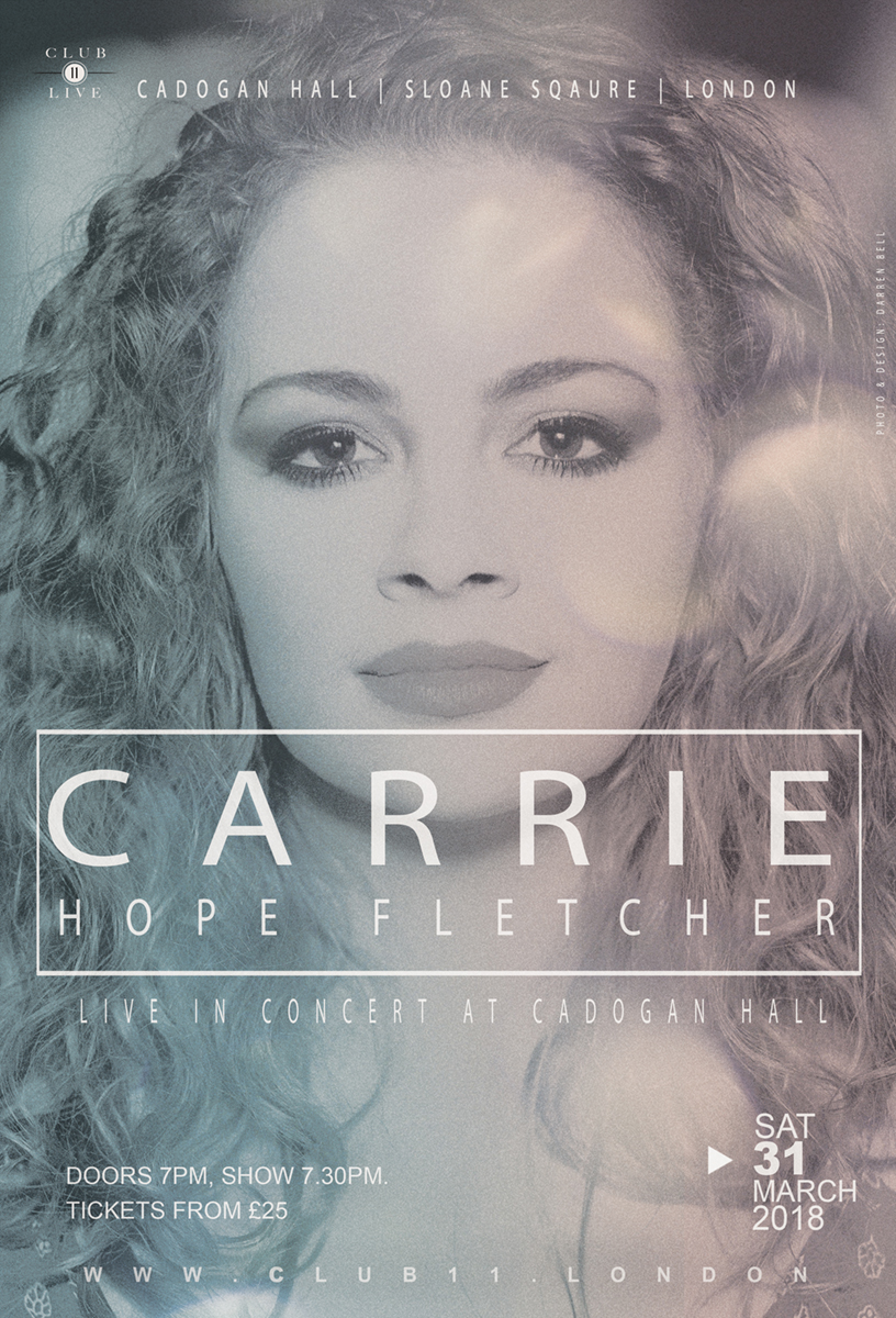 Carrie Hope Fletcher In Concert