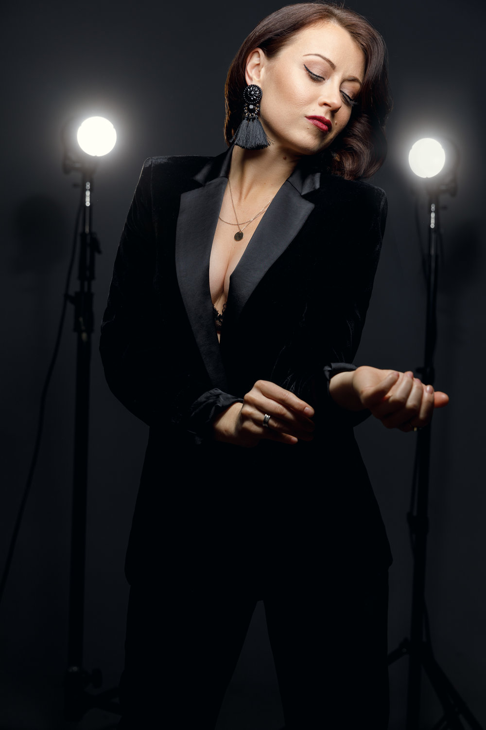 Emma Hatton… Live at the Hippodrome.