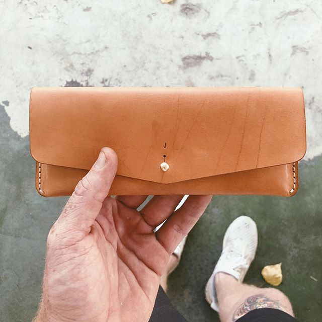 New long wallet style coming soon!