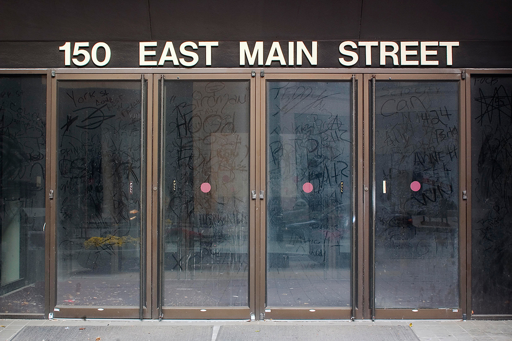 "East Main, 2006 | ""Cityscape"" portfolio, 2006-07"