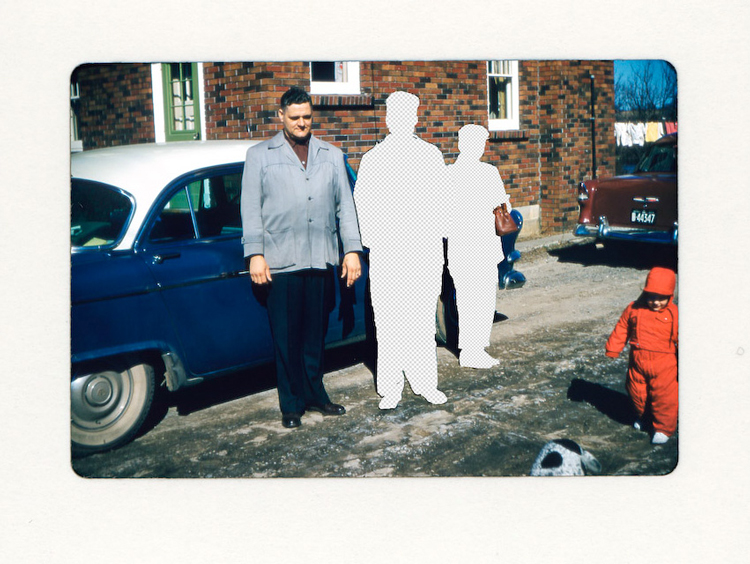 Student Samples 2009- Present | Kodachrome IV, Rephotographed Kodachrome Slides Digitally Altered.