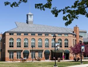 Clarkson University Student Center