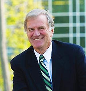 Clarkson University President Tony Collins.Via Clarkson University