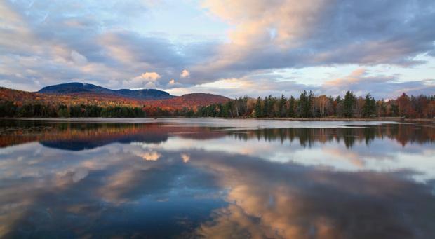 Loon Lake, Adirondack Mts. ©Doug Lemke, via Shutterstock, used with permission.