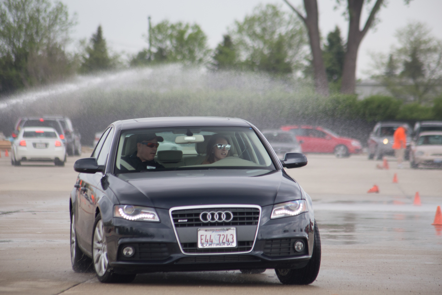 tts autobahn in the start autoevolution audi experience chicagoland dealers coupe news chicago
