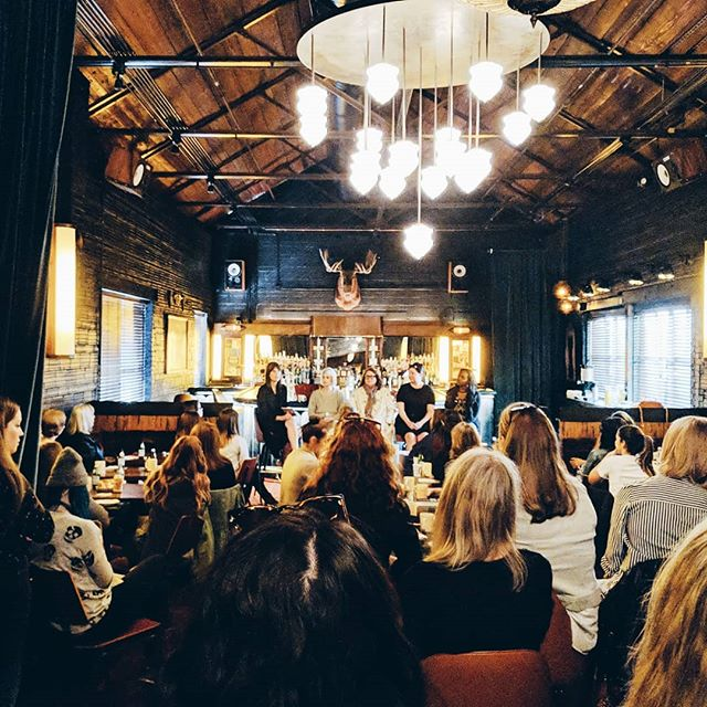 FAB Atlanta Pop-up co-hosted by @goldeneagleatl @charlesandjess and myself @karenpaganoflorence was a huge success! 60+ amazing women came out to listen and network with these strong talented female leaders in business, @jenhidinger @rutabaga2 @rootbakingco @beautifulbrinysea @kyletibbsjones! Thanks to @ranwein @thisisfabchs for providing such an amazing conference every year in Charleston to empower women to learn, grow, challenge, and be UNAPOLOGETICALLY your best! Grab your tickets asap!! #fabatl #fabpopup #fabcharleston #women #inspire #thefutureisfemale #womenownedbusiness #femalestrong #atlfoodandbev #weloveatl #atlanta sponsored by @sanpellegrino_us
