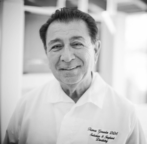 Town Center Dentistry has trained and experienced dental implant experts, such as Dr. Gonzales. Dr. Gonzales is a dental implant expert, and creator of the Hybrid4 Fixed Bridge Solution.