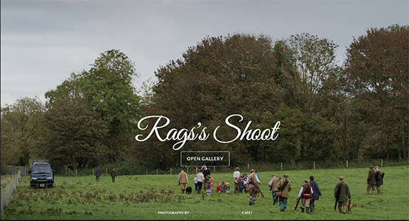 26) Rags Norton Shoot - 14th October, 2017.