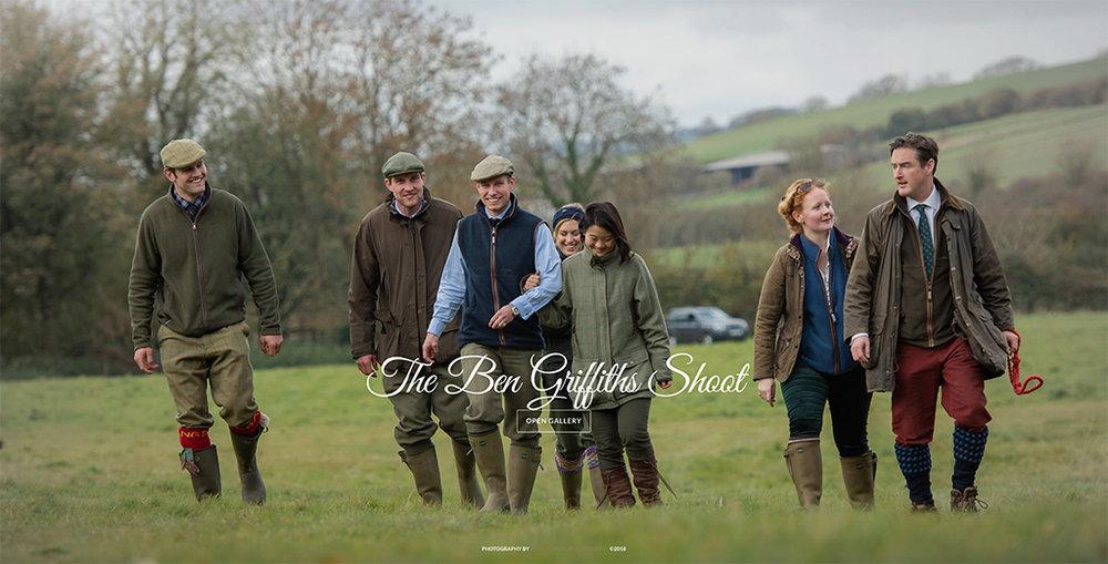 44) The Ben Griffiths Shoot - 3rd November 2018