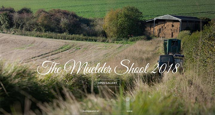 43) The Muelder Shoot 2018 - 27th October 2018