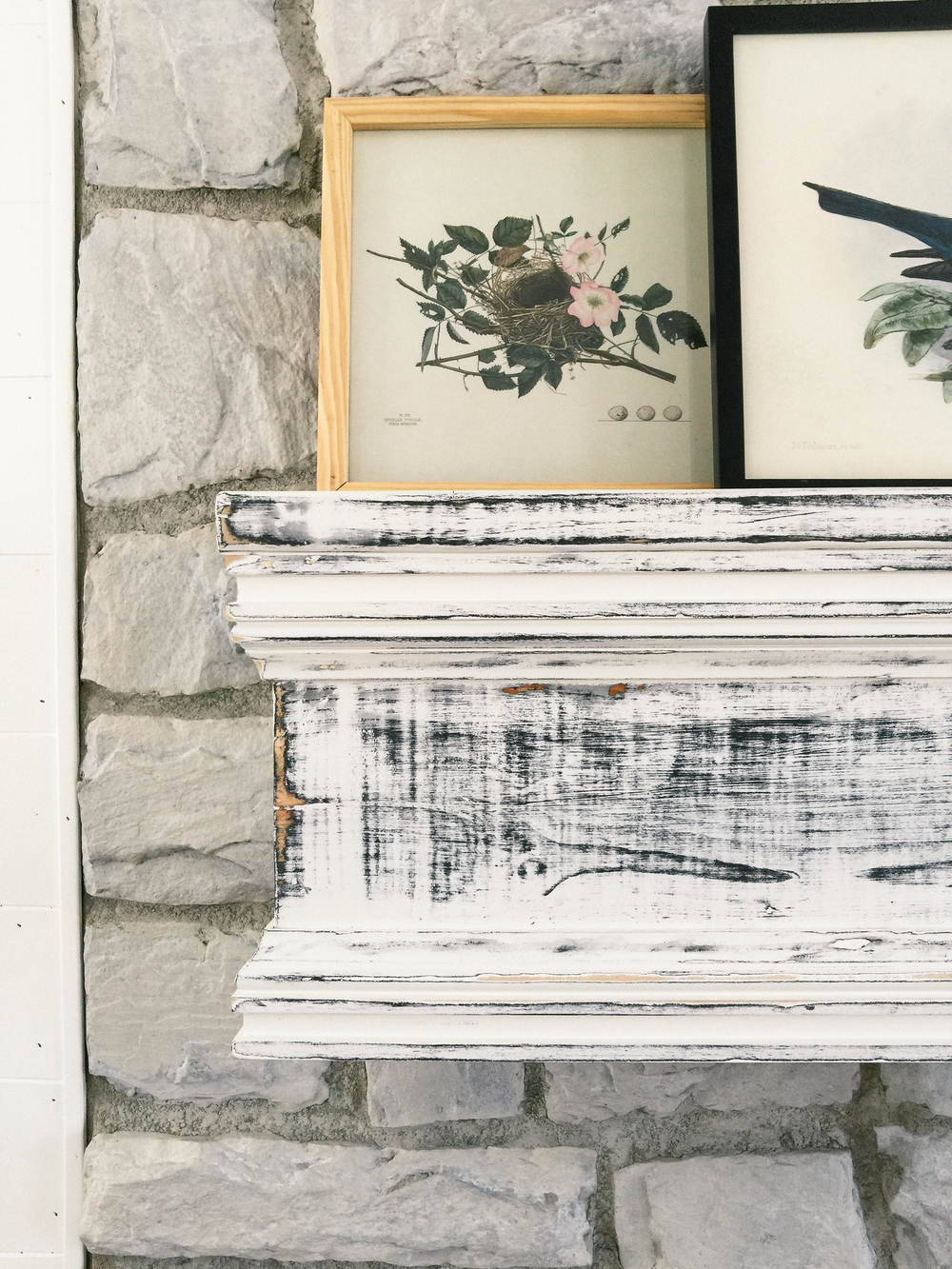 Styling A Mantle