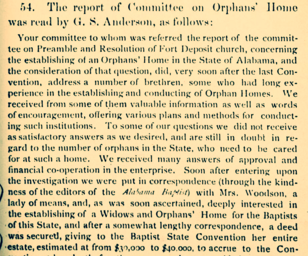 Report at 1892 Convention