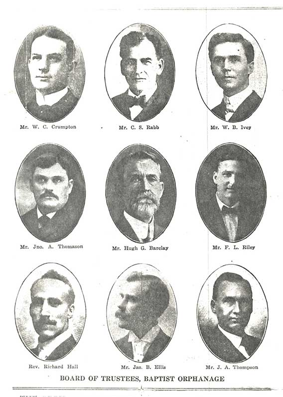 Early Trustees